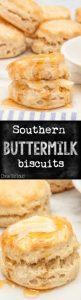 Best Southern Buttermilk Biscuits Recipe
