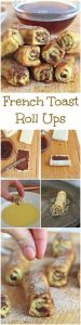 French Toast Roll Ups Recipes