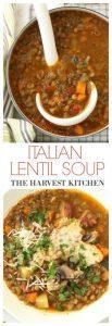 Italian Lentil Soup Recipes