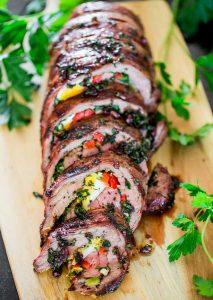 Matambre: Argentinian Stuffed Flank Steak Recipe