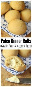 Paleo Dinner Rolls Recipe