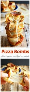 Pizza Bombs Recipe