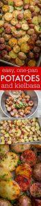 Roasted Potatoes and Kielbasa (One-Pan)