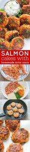 Salmon Cakes Recipe (Salmon Patties)