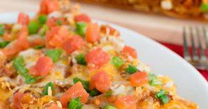 Monterey Chicken Enchiladas