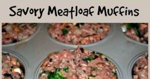 HERBY MEATLOAF MUFFINS