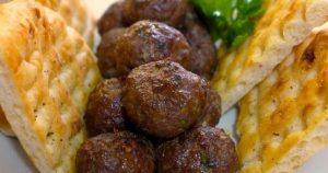 Greek Lamb Meatballs Recipe – A delicious taste of Greece