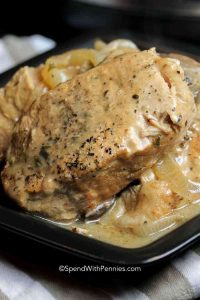 Crock Pot Pork Chops Recipe