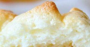 Pillowy Light Cloud Bread