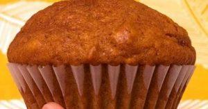 Easy Giant Pumpkin Muffins