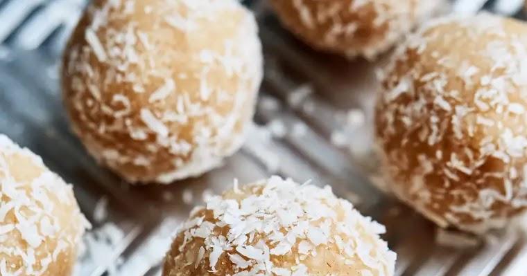 No-Bake Recipe: Coconut Snowballs (Gluten-Free, Nut-Free, & Vegan!)