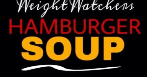Hamburger Soup – Smartpoints 2