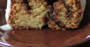 CINNAMON ROLL BUNDT CAKE FOR #BUNDTBAKERS