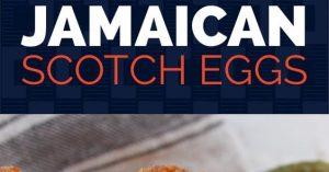 Jamaican Scotch Eggs