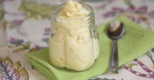 Coconut Pineapple Smoothie Ice Cream