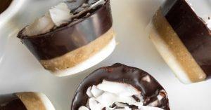 3-Layer Nut-Free Dream Cups (Vegan, GF)