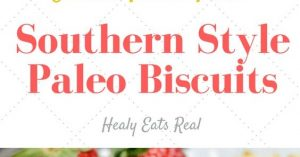 Southern Style Fluffy Paleo Biscuits