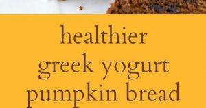 HEALTHY PUMPKIN BREAD {MOIST & DELICIOUS!}