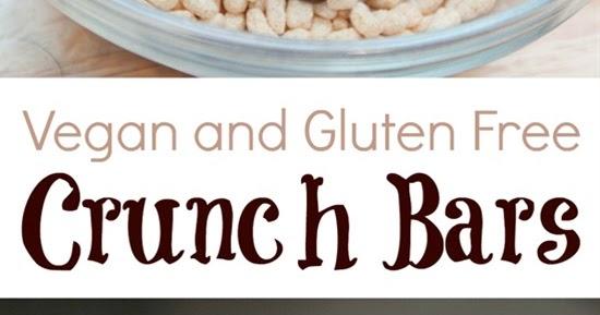 Chocolate Crunch Bars – Vegan