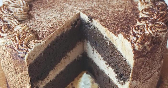 Mocha Carob Cake – Gluten Free, Dairy Free, Sugar Free