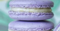 Earl Grey Macarons with Mouth-watering Lemon Swiss Buttercream