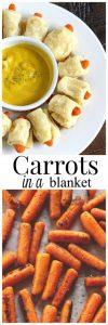 Carrots in a Blanket Recipe