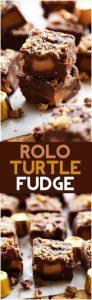 ROLO Turtle Fudge Recipe