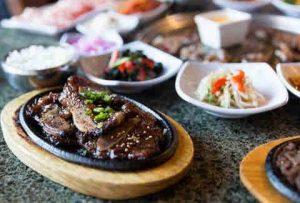 SLOW COOKER KOREAN BEEF