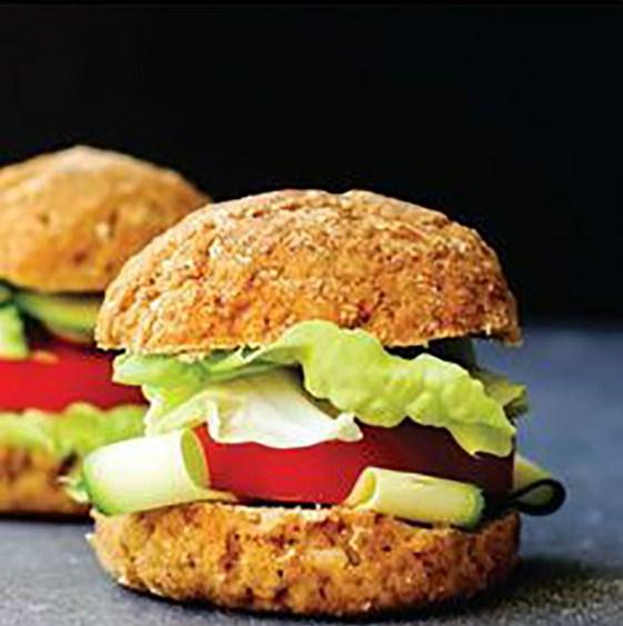 Vegan Gluten Free Potato Buns