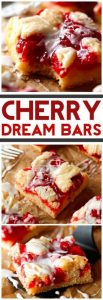 Cherry Dream Bars Recipes