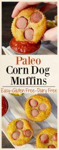 Paleo Corn Dog Muffins Recipe