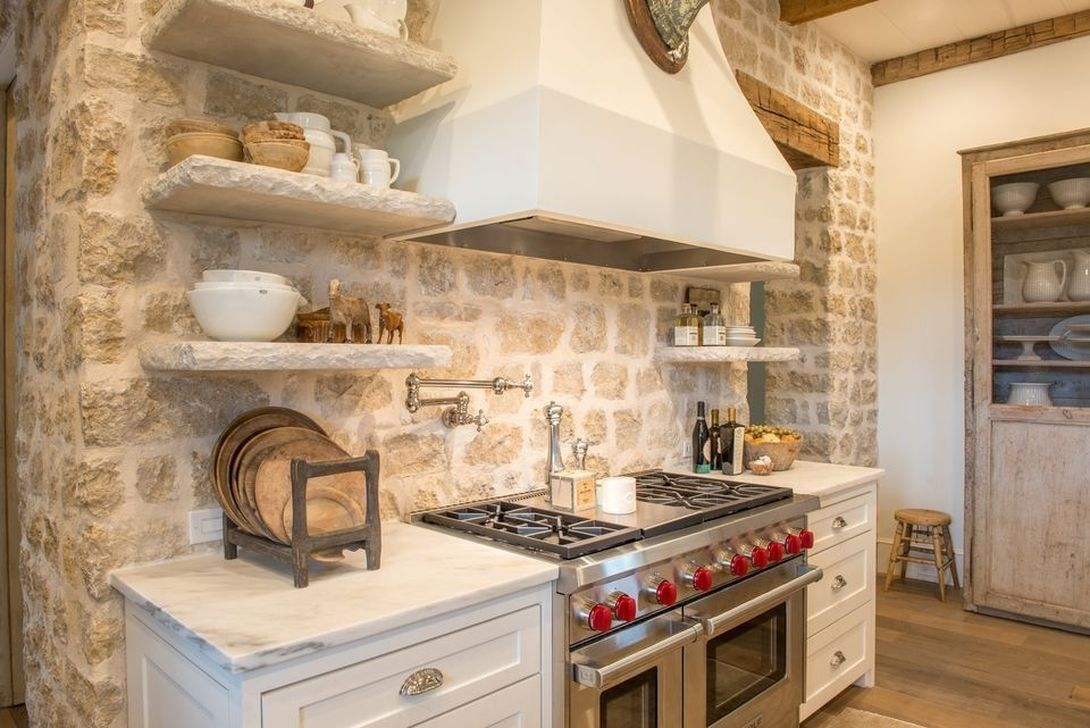 Glamour French Country Design Ideas For Kitchen To Try 35